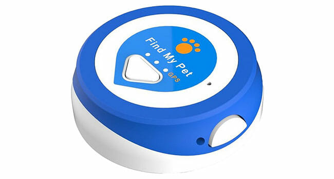 Find My Pet Nano Technical Specifications