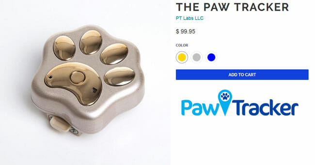 Paw Tracker price