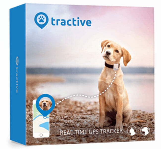 Tractive GPS Features