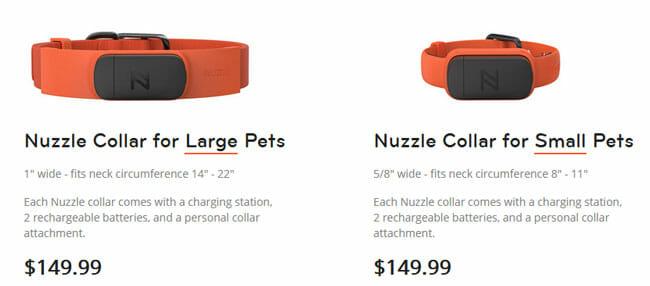 Nuzzle price