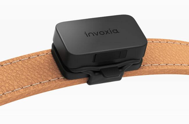 Invoxia Pet Tracker design